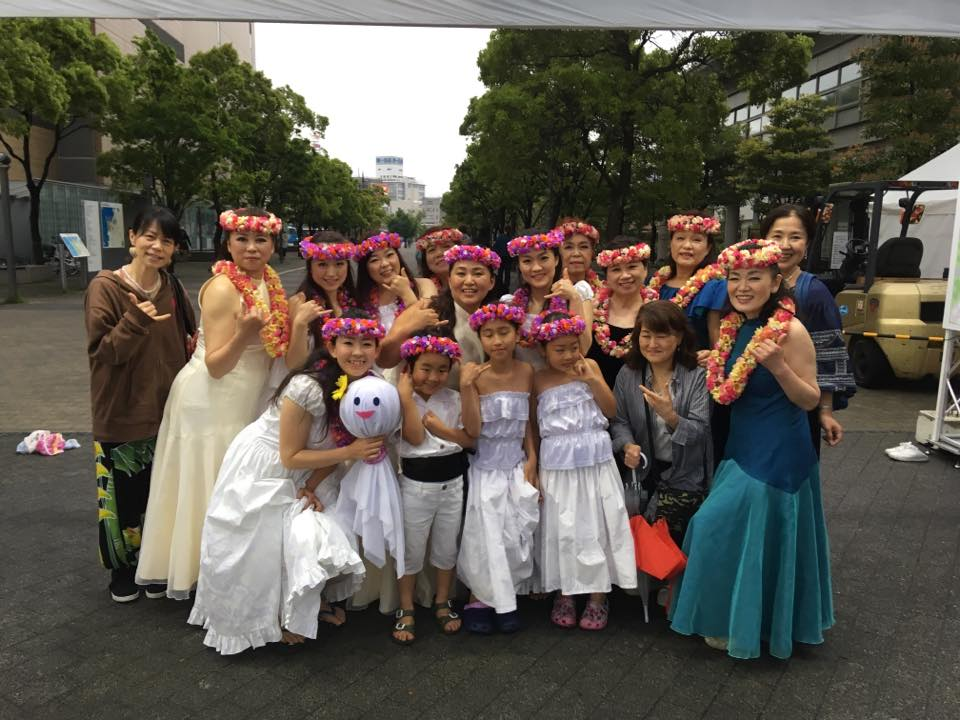 アロハフェスティバル in 高松